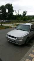 Hyundai Accent, 2001 год, 100 000 руб.