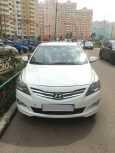Hyundai Solaris, 2015 год, 450 000 руб.
