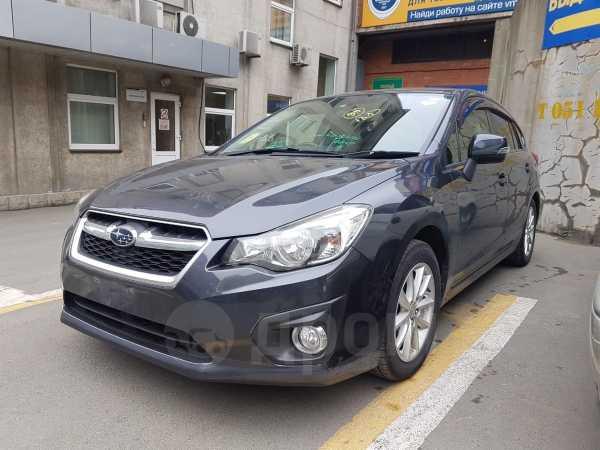 Subaru Impreza, 2013 год, 827 000 руб.