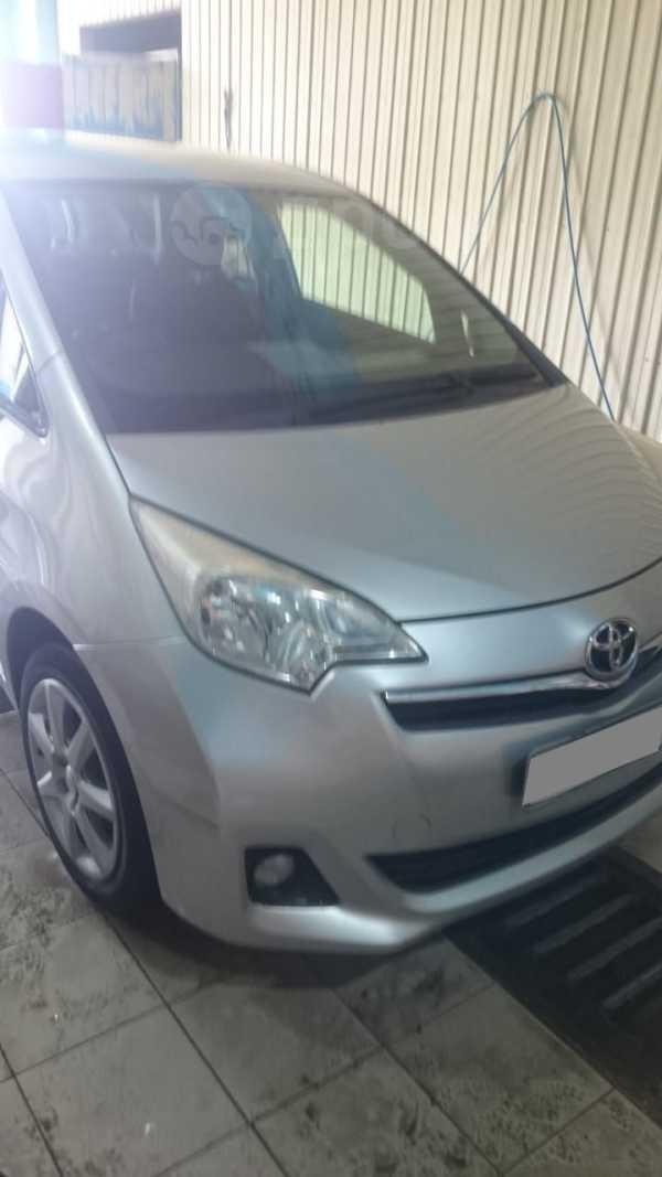 Toyota Ractis, 2011 год, 430 000 руб.