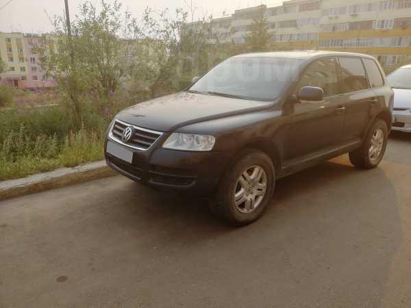 Volkswagen Touareg, 2002 год, 450 000 руб.