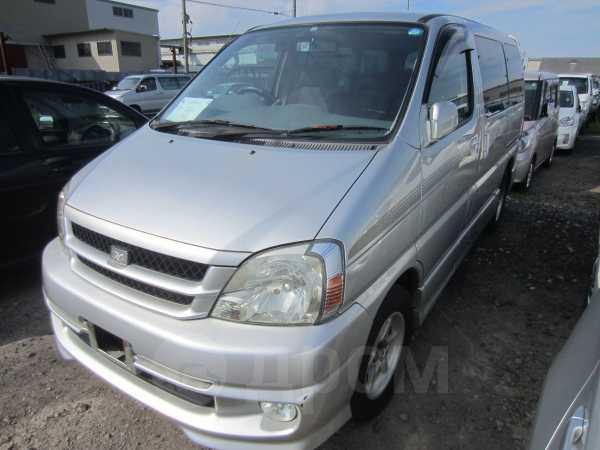 Toyota Regius, 2001 год, 210 000 руб.