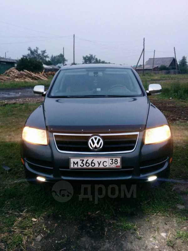 Volkswagen Touareg, 2004 год, 555 000 руб.