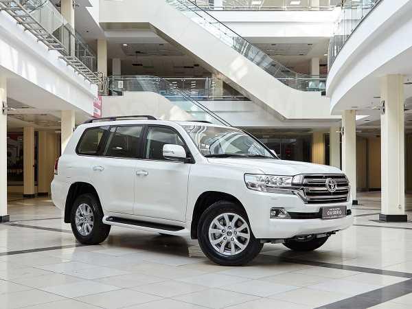 Toyota Land Cruiser, 2018 год, 4 655 000 руб.