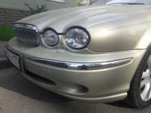 Jaguar X-Type, 2006 г., Санкт-Петербург