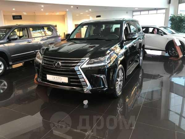Lexus LX570, 2018 год, 6 700 000 руб.