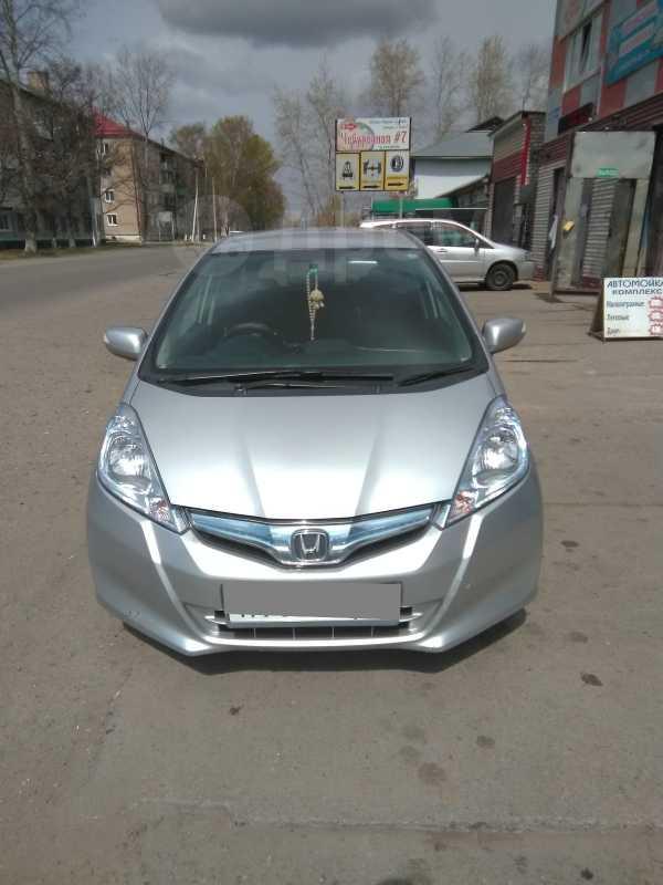 Honda Fit, 2013 год, 475 000 руб.