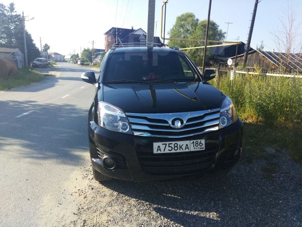 Great Wall Hover H3, 2010 год, 495 000 руб.