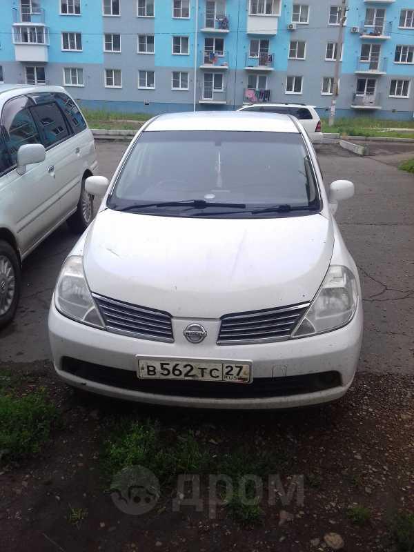 Nissan Tiida Latio, 2005 год, 235 000 руб.