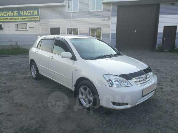 Toyota Allex, 2002 год, 377 000 руб.
