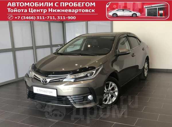 Toyota Corolla, 2016 год, 1 080 000 руб.