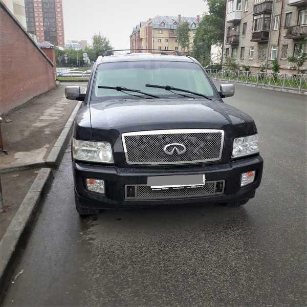 Infiniti QX56, 2005 год, 750 000 руб.
