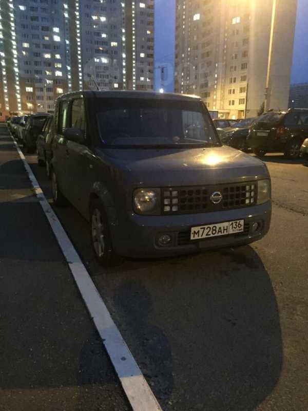 Nissan Cube, 2005 год, 280 000 руб.