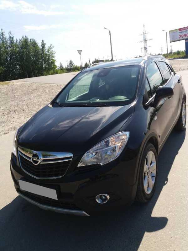 Opel Mokka, 2014 год, 899 000 руб.