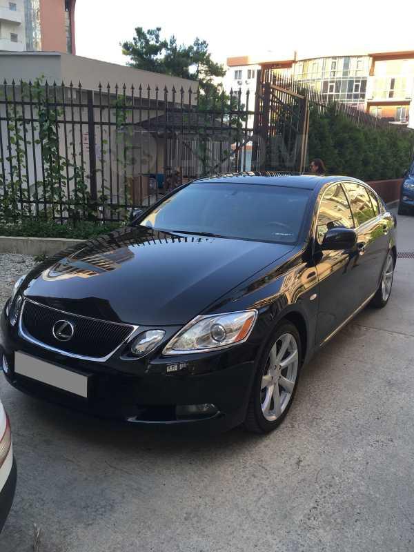 Lexus GS300, 2006 год, 750 000 руб.