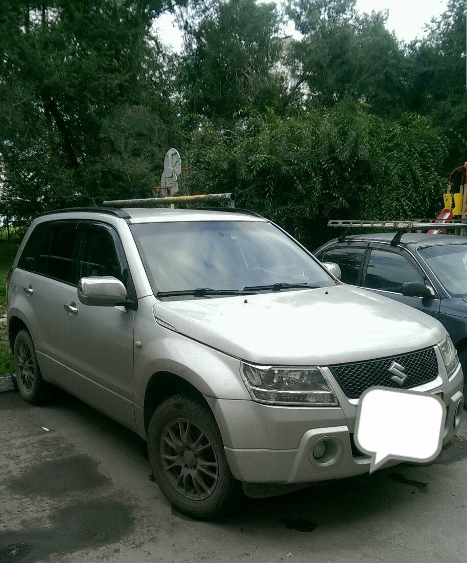 Продажа Сузуки Гранд Витара 2006 в Новосибирске, Техническое ... 9e4882a7018
