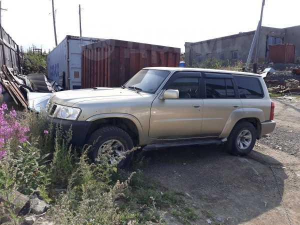 Nissan Patrol, 2005 год, 600 000 руб.