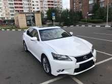 Новосибирск GS350 2014