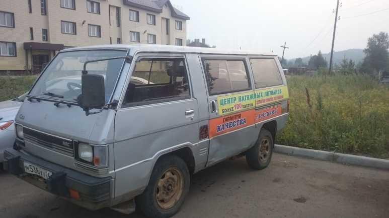 Mitsubishi Delica, 1988 год, 70 000 руб.
