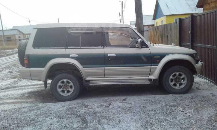 Mitsubishi Pajero, 1992 год, 165 000 руб.