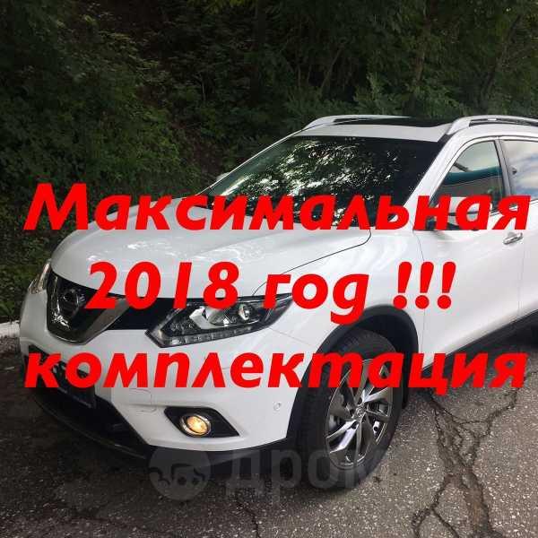 Nissan X-Trail, 2018 год, 1 655 000 руб.