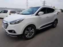 Иркутск Hyundai ix35 2014
