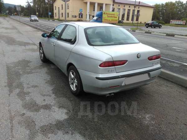 Alfa Romeo 156, 2001 год, 170 000 руб.