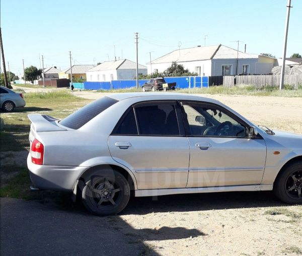 Mazda 323, 2003 год, 230 000 руб.