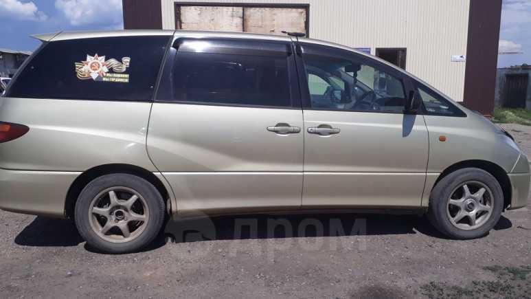 Toyota Estima, 2000 год, 410 000 руб.