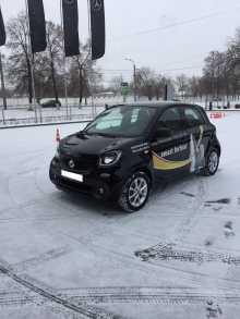 Нижний Новгород Smart Forfour 2017