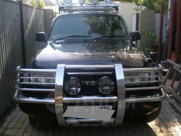 Toyota Land Cruiser, 1994 год, 850 000 руб.
