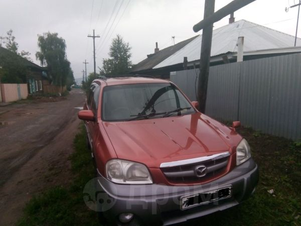 Mazda Tribute, 2004 год, 430 000 руб.