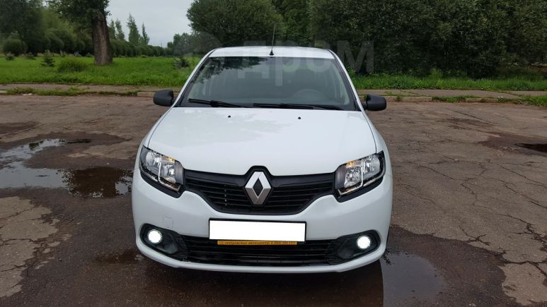 Renault Logan, 2014 год, 367 999 руб.