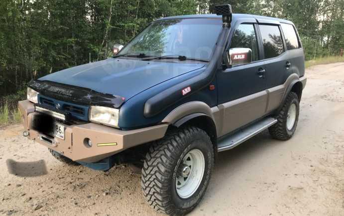 Nissan Mistral, 1995 год, 400 000 руб.