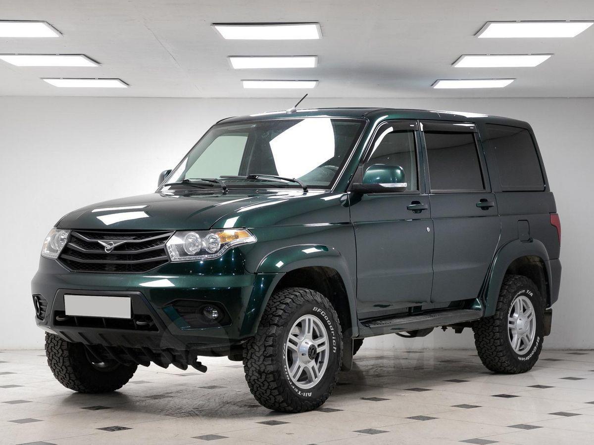 Цены в москве в автосалонах на уаз патриот 2015 могут ли забрать машину если она в залоге