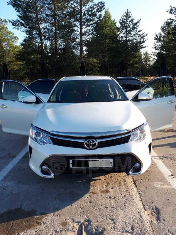 Toyota Camry, 2016 год, 1 580 000 руб.