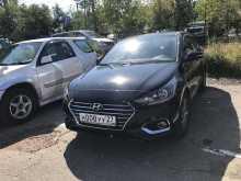 Hyundai Solaris, 2017 г., Хабаровск