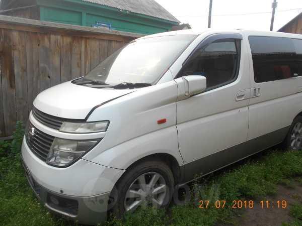 Nissan Elgrand, 2006 год, 290 000 руб.