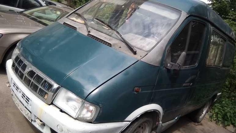 ГАЗ 2217, 2001 год, 137 000 руб.
