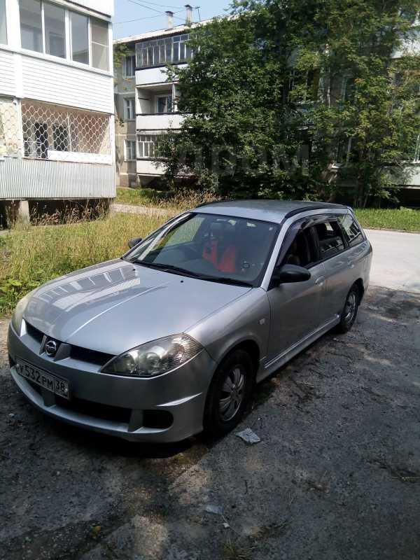 Nissan Wingroad, 2002 год, 240 000 руб.