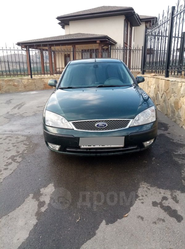 Ford Mondeo, 2004 год, 260 000 руб.
