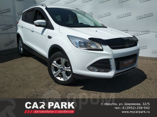 Ford Kuga, 2015 год, 1 220 000 руб.