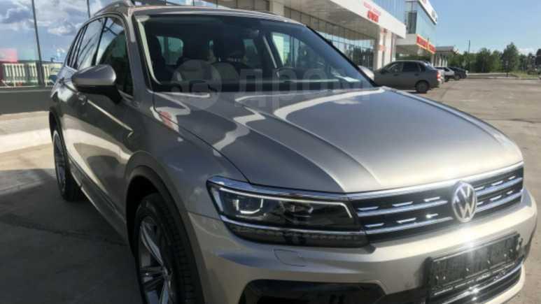 Volkswagen Tiguan, 2018 год, 2 149 000 руб.