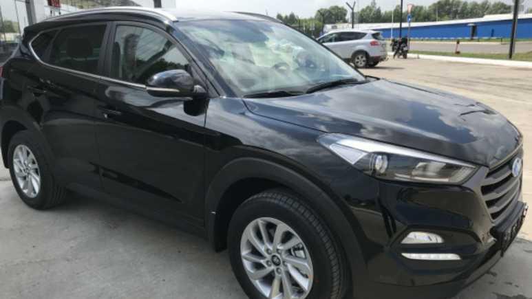Hyundai Tucson, 2018 год, 1 588 900 руб.