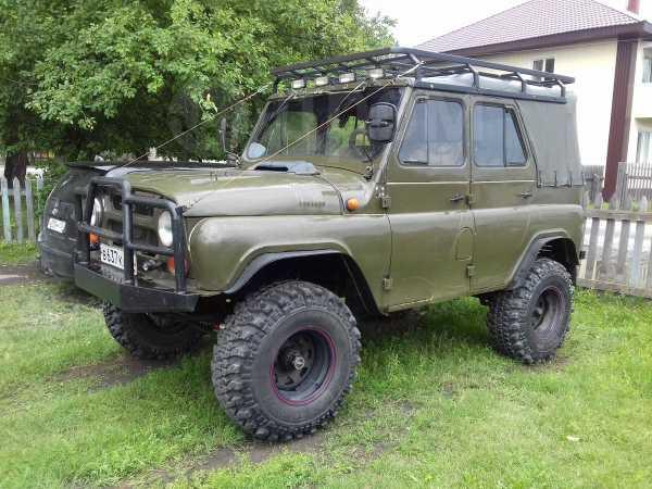 УАЗ 3151, 1992 год, 265 000 руб.