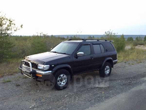 Nissan Terrano II, 1996 год, 290 000 руб.