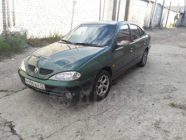 Renault Megane, 2002 год, 69 000 руб.