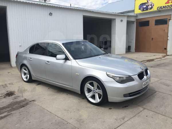 BMW 5-Series, 2008 год, 570 000 руб.