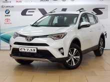 Самара Toyota RAV4 2018