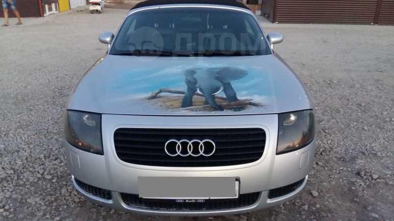 Audi TT, 1999 год, 500 000 руб.